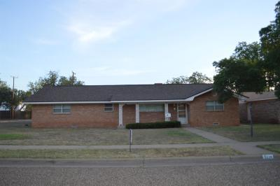 Lubbock Single Family Home For Sale: 5214 44th Street
