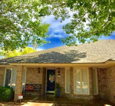 Lubbock Single Family Home For Sale: 4403 87th Street