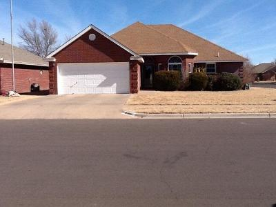 Lubbock Single Family Home For Sale: 1007 Kirby Avenue