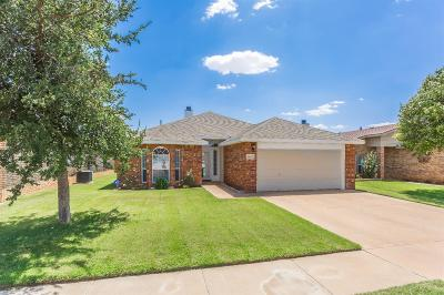 Lubbock Single Family Home For Sale: 6617 90th Street