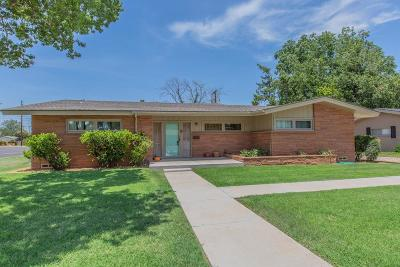 Lubbock Single Family Home For Sale: 3314 43rd Street