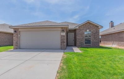 Lubbock TX Single Family Home For Sale: $152,000
