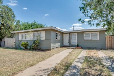 Single Family Home Under Contract: 1919 62nd Street