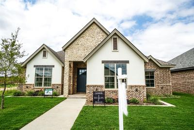 Lubbock TX Single Family Home Contingent: $275,000