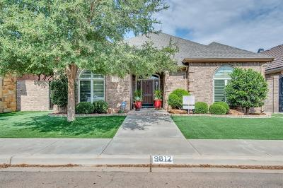 Lubbock Garden Home Under Contract: 9812 Salisbury Avenue