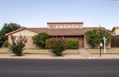 Lubbock TX Single Family Home Sold: $180,000