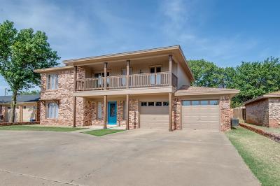 Slaton Single Family Home For Sale: 807 Amherst Street