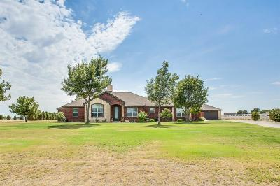 Lubbock TX Single Family Home For Sale: $359,000