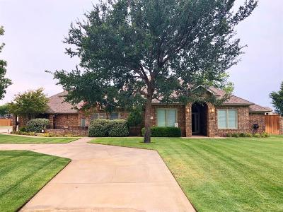 Lubbock Single Family Home Under Contract: 5212 County Road 1425