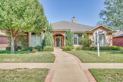 Lubbock TX Single Family Home For Sale: $314,900