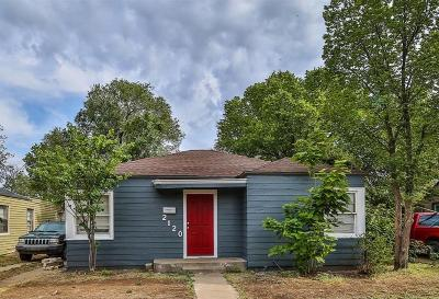 Single Family Home For Sale: 2120 28th Street