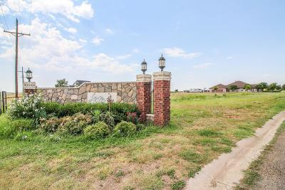 Lubbock County Residential Lots & Land For Sale: 7905 County Road 6220