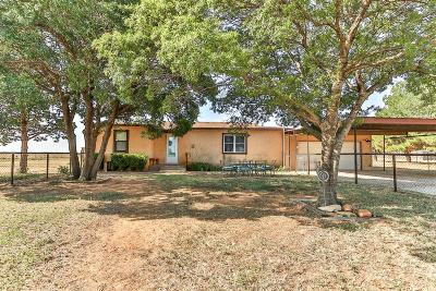 Lubbock TX Single Family Home Under Contract: $150,000