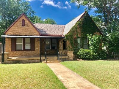 Single Family Home For Sale: 1923 24th Street