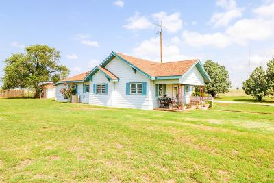Muleshoe TX Single Family Home For Sale: $119,000
