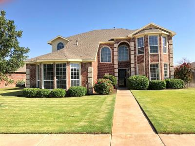 Lubbock TX Single Family Home For Sale: $279,000