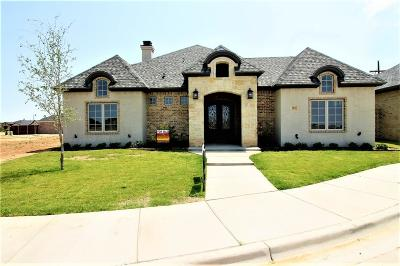 Lubbock Garden Home For Sale: 12005 Vale Avenue