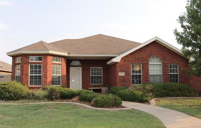 Lubbock TX Single Family Home For Sale: $257,000