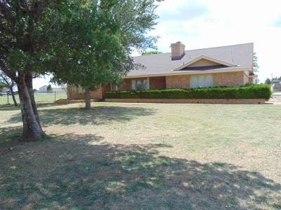 Lubbock Single Family Home For Sale: 12410 Quaker Avenue