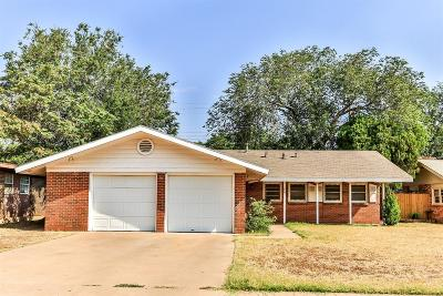 Single Family Home For Sale: 5408 31st Street