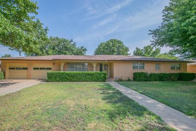 Shallowater Single Family Home Under Contract: 1205 8th Street