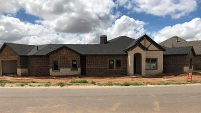 Single Family Home For Sale: 6101 86th Street