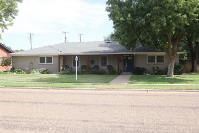 Single Family Home For Sale: 5514 20th Street
