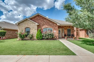 Lubbock TX Single Family Home For Sale: $192,999