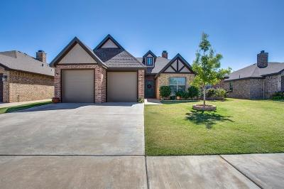 Lubbock Single Family Home For Sale: 6711 72nd Street