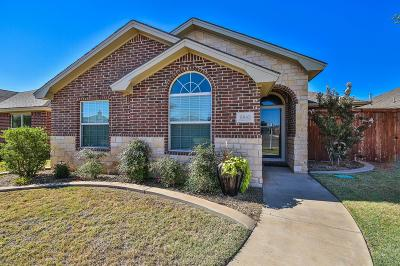Lubbock Garden Home For Sale: 5843 103rd Street