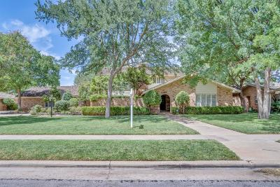Lubbock Single Family Home For Sale: 4616 10th Street