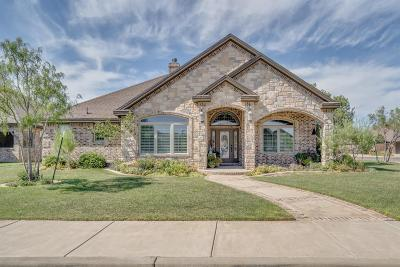 Lubbock Single Family Home For Sale: 6108 94th Street