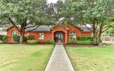 Abernathy Single Family Home Under Contract: 1616 Ave J
