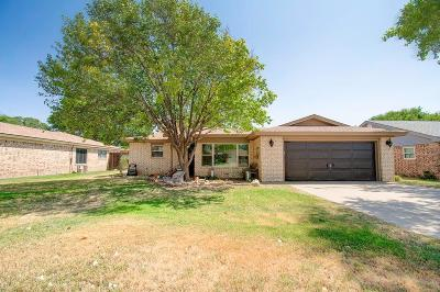 Shallowater Single Family Home Under Contract: 1304 9th Street