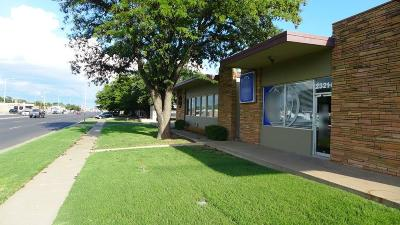 Lubbock Commercial For Sale: 2321 50th Street