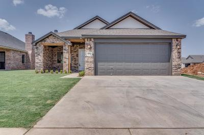 Lubbock Single Family Home For Sale: 6954 24th Street