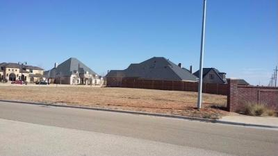 Lubbock TX Residential Lots & Land For Sale: $139,000