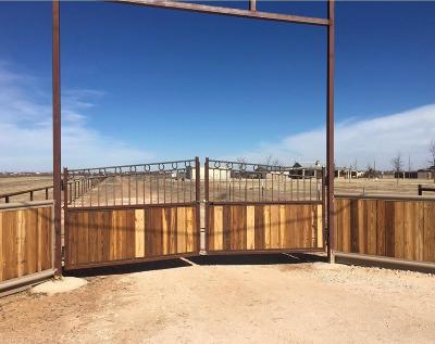 Lubbock County Residential Lots & Land For Sale: 2212 Farm Road 41