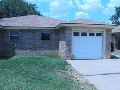 Lubbock TX Rental For Rent: $700