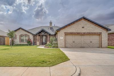 Shallowater Single Family Home Under Contract: 813 Ave T