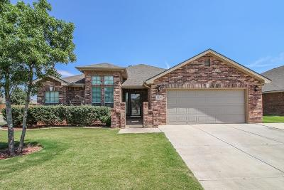 Lubbock Single Family Home For Sale: 5726 109th Street