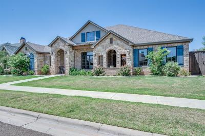 Lubbock TX Single Family Home For Sale: $585,000