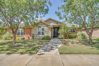 Lubbock Single Family Home For Sale: 2908 111th Street
