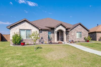 Lubbock Single Family Home For Sale: 6409 75th Place