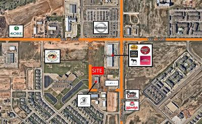 Lubbock TX Residential Lots & Land For Sale: $400,000