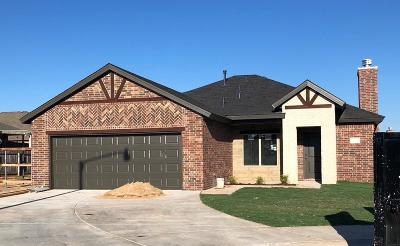 Lubbock TX Single Family Home For Sale: $234,500