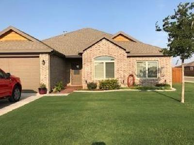 Lubbock Single Family Home For Sale: 10408 Homestead Avenue