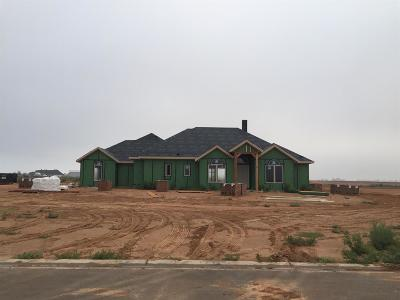 Lubbock Single Family Home For Sale: 5002 County Road 7640