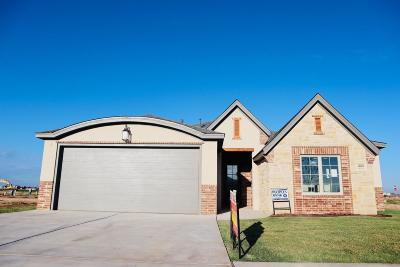 Lubbock Single Family Home For Sale: 12204 Knoxville Street