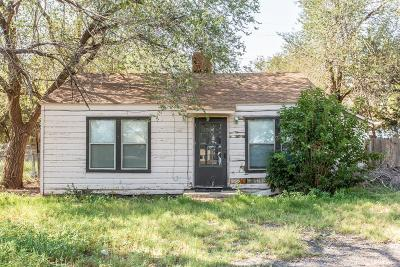 Lubbock Single Family Home For Sale: 2313 25th Street